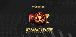 FIFA 21 Weekend League