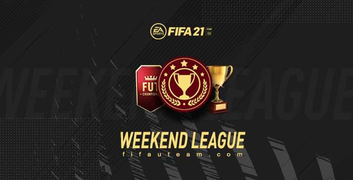 FIFA 21 Weekend League