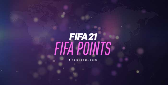 FIFA Points for FIFA 21 Ultimate Team