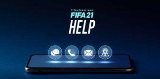 FIFA 21 Help