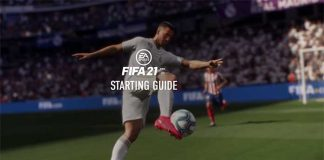 FIFA 21 Starting Guide