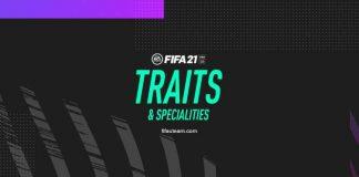 FIFA 21 Traits