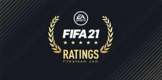 FIFA 21 Ratings