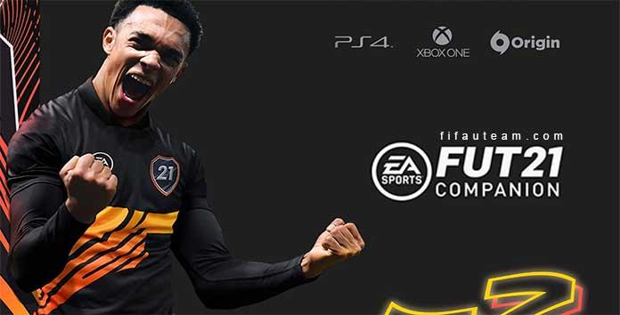 FIFA 21 Companion App