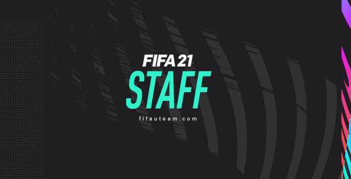 FIFA 21 Staff