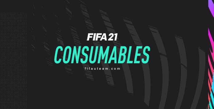 FIFA 21 Consumables