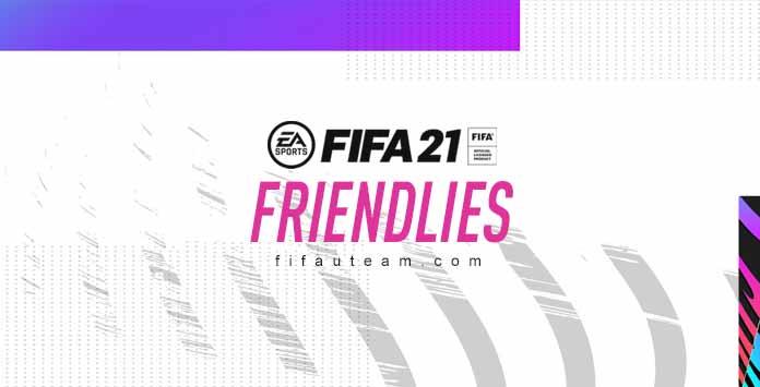 FUT Friendlies
