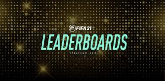 FIFA 21 Leaderboard