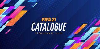 FIFA 21 Catalogue
