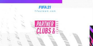 FIFA 21 Club Partners and Exclusive League Licenses
