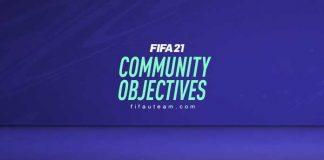 FIFA 21 Community Events