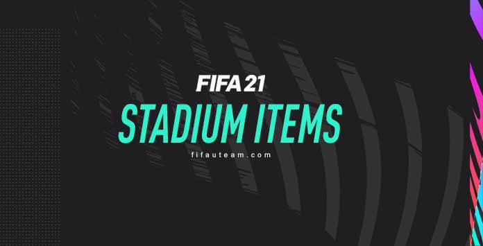 FIFA 21 Stadium Items