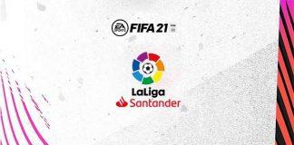 FIFA 21 La Liga