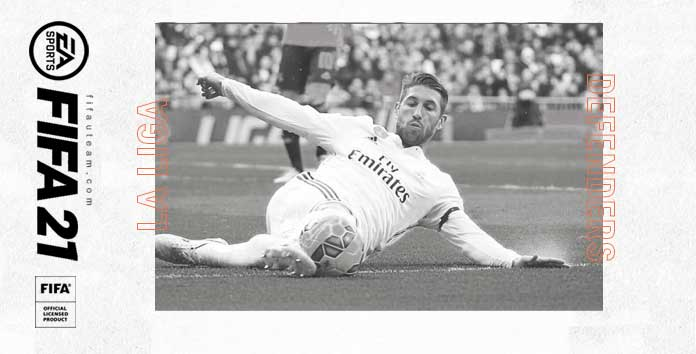 FIFA 21 La Liga Defenders
