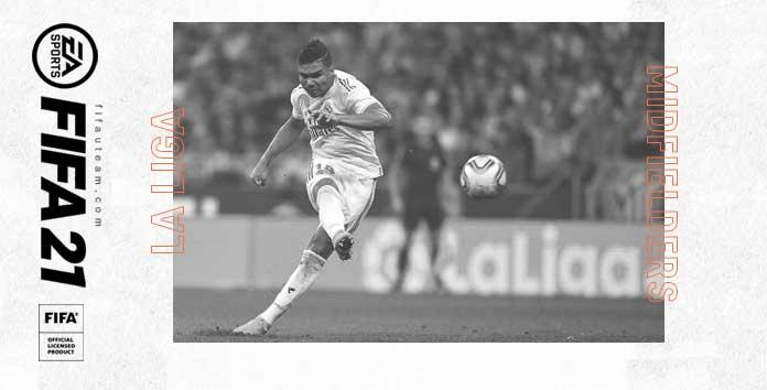 FIFA 21 La Liga Midfielders