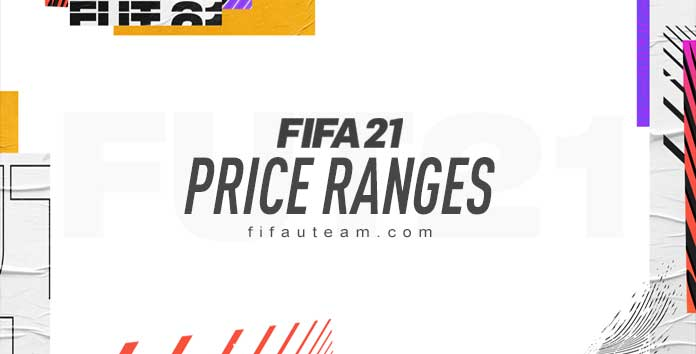 FIFA 21 Price Ranges Guide for FIFA Ultimate Team
