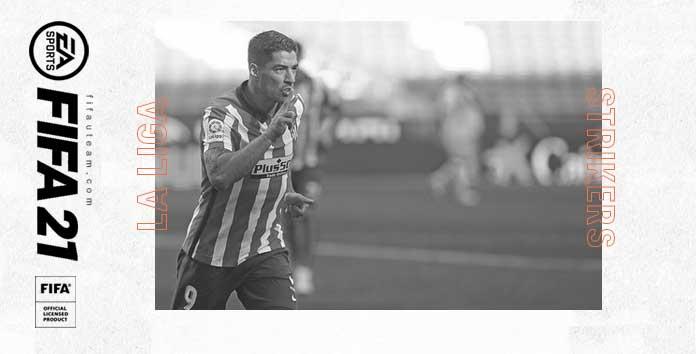 FIFA 21 La Liga Forwards
