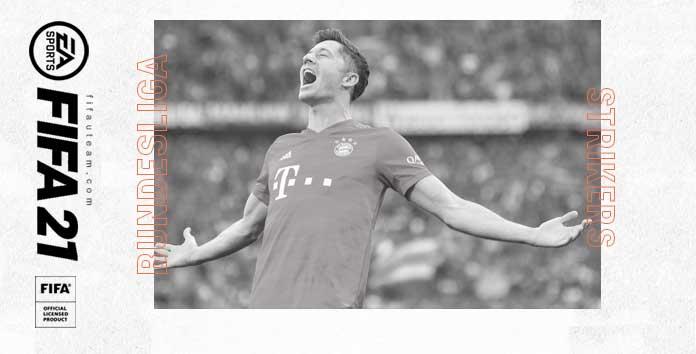 FIFA 21 Bundesliga Forwards