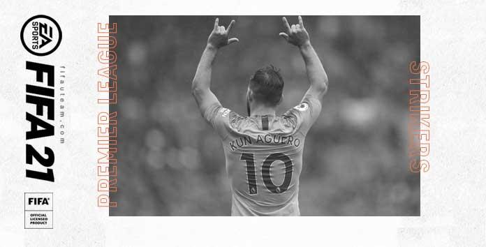FIFA 21 Premier League Forwards