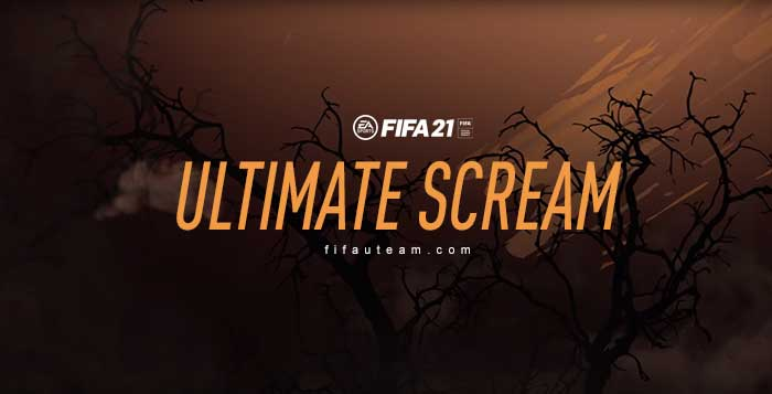 FIFA 21 Ultimate Scream Promo Event - Halloween Players and Offers List