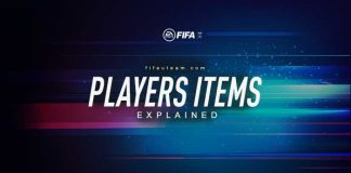 FUT Player Items