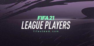FIFA 21 League Player Objectives