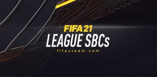 FIFA 21 League SBC