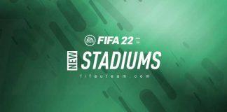 New FIFA 22 Stadiums