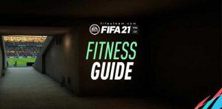 FIFA 21 Fitness
