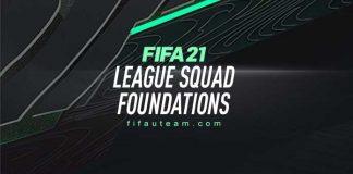 FIFA 21 League Squad Foundations
