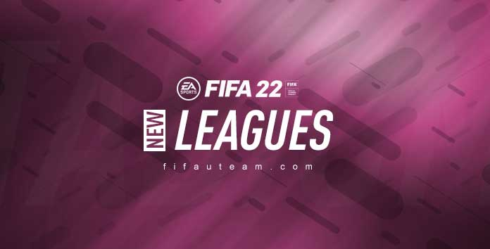 New FIFA 22 Leagues - Vote for Your Favourite Leagues