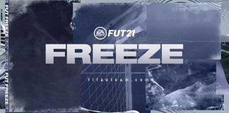 FIFA 21 Freeze Promo Event