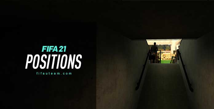 FIFA 21 Positions