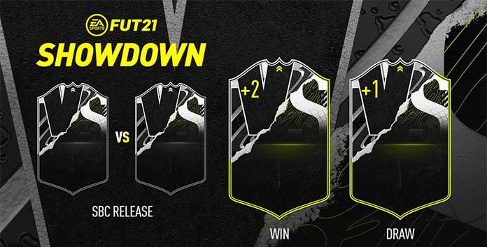 FIFA 21 Showdown