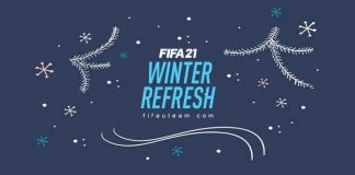 FIFA 21 Winter Refresh Event