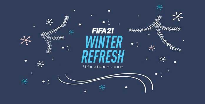 FIFA 21 Winter Refresh Event