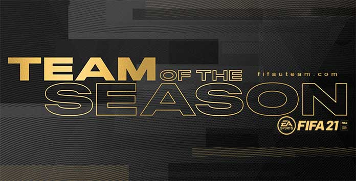 FIFA 21 Team of the Season