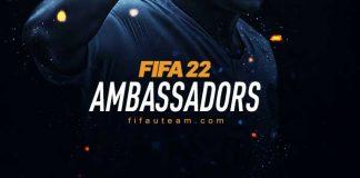 FIFA 22 Ambassadors