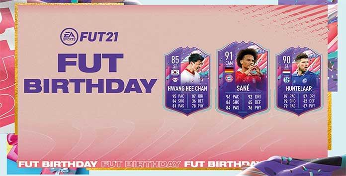 FIFA 21 FUT Birthday
