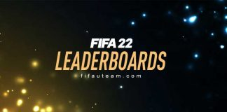 FIFA 22 Leaderboards
