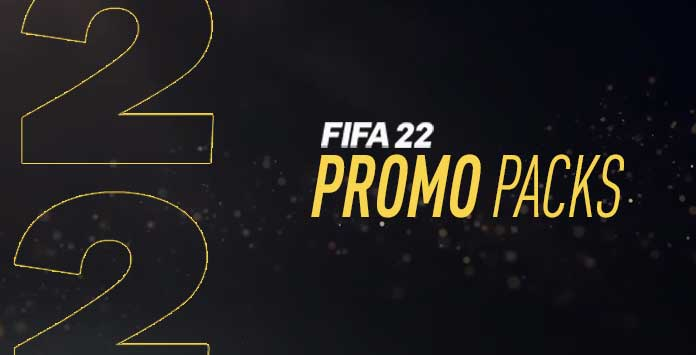 FIFA 22 Promo Pack Offers