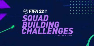 FIFA 22 Squad Building Challenges