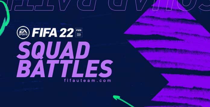 FIFA 22 Squad Battles