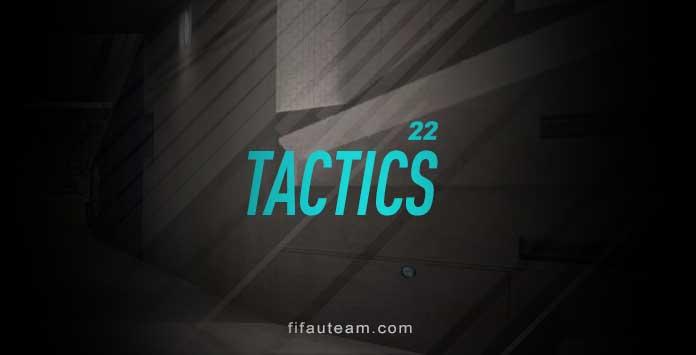 FIFA 22 Tactics