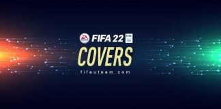 FIFA 22 Covers