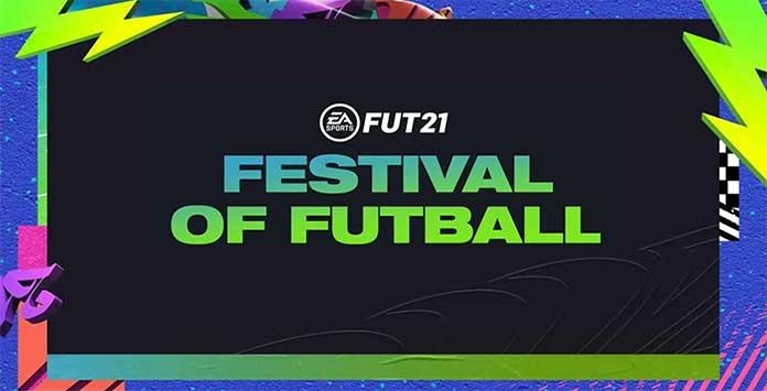 FIFA 21 Festival of FUTBall Promo Event
