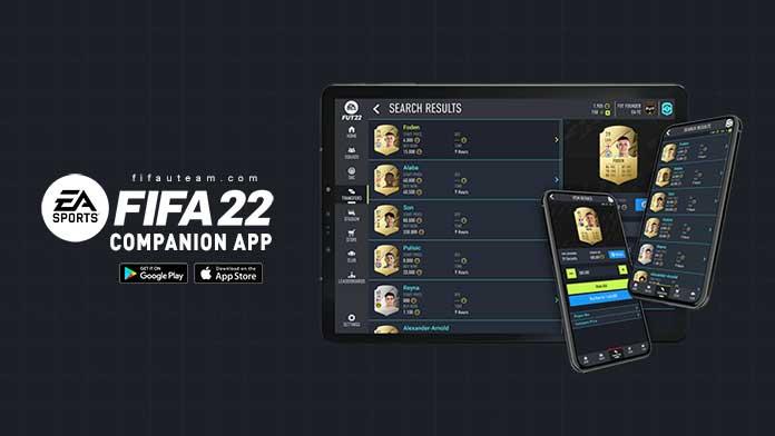 FIFA 22 Companion App