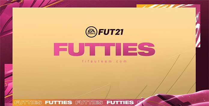 FIFA 21 FUTTIES