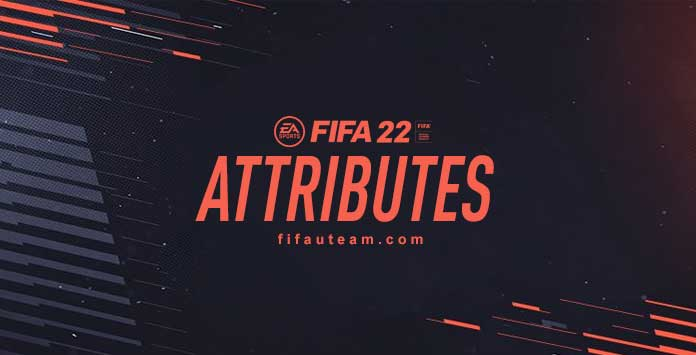 FIFA 22 Attributes