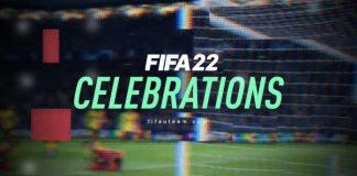 FIFA 22 Celebrations